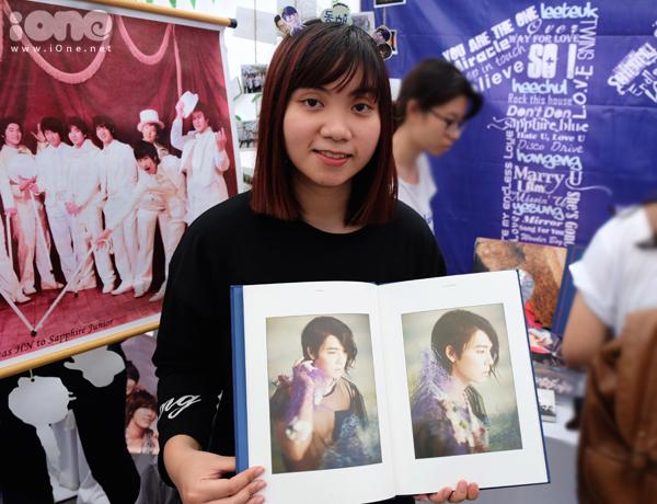 Sapphire Junior FC HN nâng niu nhất bộ album thứ 6 Sexy, Free & Single của   SuJu.