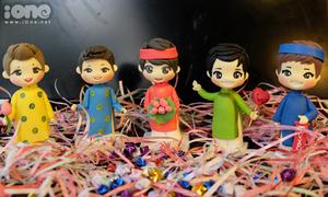 Dạo hội chợ Kpop ngắm loạt đồ thần tượng khiến fan chết mê