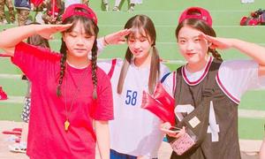 Trào lưu tạo dáng bắt chước 'Hậu duệ mặt trời' của giới trẻ Hàn