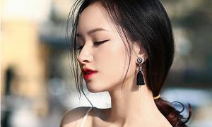 Hot girl Hà thành Lê Vi xinh như mây xuống phố
