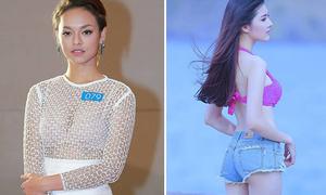 Sao Việt 9/4: Mai Ngô thi Hoa hậu biển, Lilly Luta diện quần hớ hênh