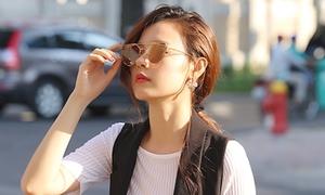 Midu tất bật lên chức bà chủ sau khi chia tay Phan Thành