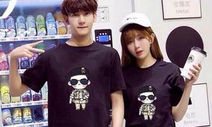 Áo Song Joong Ki giá 'bèo' đắt khách