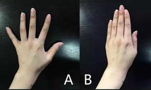 Cách chìa bàn tay nói gì về bạn