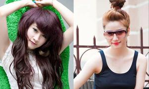 Các giai đoạn kiểu tóc của hot girl Việt trong 10 năm qua