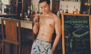 'Hot boy dao kéo' Vĩnh Cường dự thi Mister Global