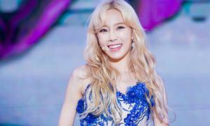 Loạt ảnh chứng minh Tae Yeon nhuộm tóc vàng đẹp nhất Kpop
