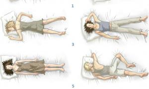 Tư thế ngủ tiết lộ gì về tính cách của bạn