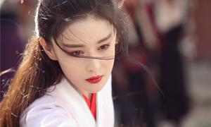 5 mỹ nữ cổ trang đẹp xuất sắc màn ảnh Hoa ngữ