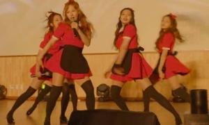 Red Velvet bị nghi chi tiền để xuất hiện trên 'Hậu duệ Mặt trời'