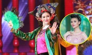 Hồng Quế đá xéo, giễu cợt tiết mục của Khánh My tại 'Bước nhảy hoàn vũ'