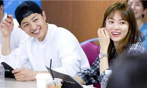 """Song Joong Ki: """"Song Hye Kyo rất khó để với tới''"""