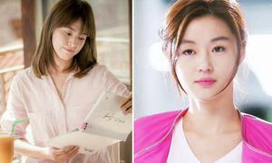 3 style ăn mặc đặc trưng của nữ chính phim Hàn