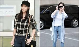 Seo Hyun SNSD - idol Hàn mặc chất với trang phục giá rẻ
