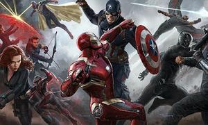 Các siêu anh hùng trở mặt đối đầu trong bom tấn Captain America: Civil War