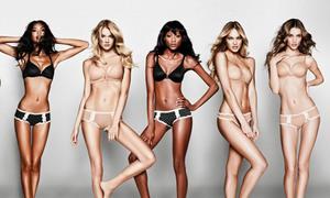 4 điều ít ai biết về nghề người mẫu nội y