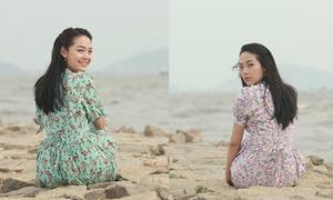Minh Hằng một mình đóng 2 vai trong phim mới
