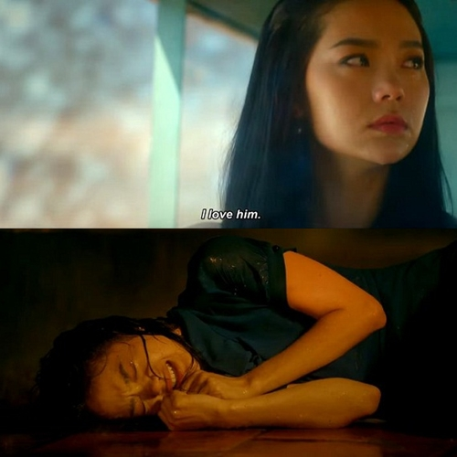 Trong trailer chính thức của phim vừa được công bố, Minh Hằng có những cảnh quay khóc quằn quại, đau đớn trong tình yêu.  Cô thổ lộ đến chết đi sống lại vẫn nhất định yêu bằng được Huy (Quý Bình).