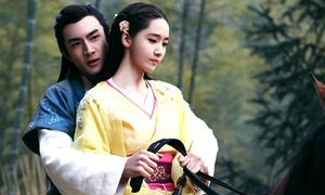 Yoon Ah nhận thù lao 1 tỷ cho mỗi tập 'Võ thần Triệu Tử Long'