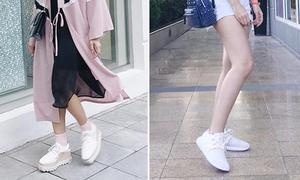 3 mốt giày sốt nhất hè 2016 được hot girl mê tít
