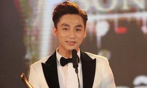 Sơn Tùng M-TP đạt giải thưởng Ca sĩ của năm