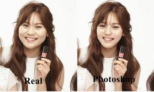 Fan photoshop 'nâng cấp' nhan sắc cho 'Idol xấu nhất lịch sử'