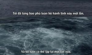 Clip đại dương 'cảnh cáo' con người trước nạn xâm hại môi trường