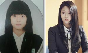 Khác biệt của sao Hàn trong bộ đồng phục thời trung học và khi nổi tiếng