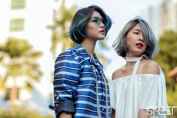 """Với sự thành công vượt bậc, fanpage của Vietnam International Fashion Week đã có gần 105 nghìn ượt follow. Cuộc thi """"The Best Street Style"""" cũng đã góp phần giúp hashtag #VIFW vượt mức con số 5.000 trên mạng xã hội Instagram."""