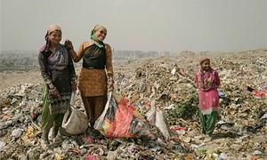 Cuộc sống ở nơi ô nhiễm nhất hành tinh