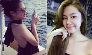Sao Việt 28/4: Bảo Anh âu yếm 'nựng' cá, Linh Chi bị nghi mới tiêm mặt
