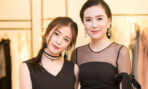 Sa Lim xinh đẹp mong manh bên 'cô gái thời tiết' Mai Ngọc