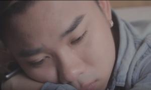 Hữu Công làm phim ngắn kể chuyện tình buồn với Linh Miu