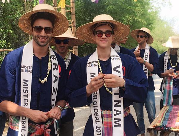 Mister Global 2016 năm nay được diễn ra với sự tham gia của 30 thí sinh đến từ nhiều quốc gia trên thế giới. Chất lượng thí sinh năm nay được đánh giá cao hơn hẳn so với 2 năm trước. Đêm chung kết dự định sẽ diễn ra vào ngày 6/5. Đại diện Việt Nam Nguyễn Phúc Cường luôn nằm trong top 10 thí sinh được đánh giá cao nhất của cuộc thi.