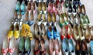 Trộm 'biến thái' ăn cắp 160 đôi giày nữ để... ngửi