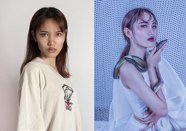 Sau vòng 1, 40 thí sinh xuất sắc tiếp tục bước vào vòng 2 cuộc thi Top Model Online để giành suất lợi thế trước thềm casting Vietnam's Next Top Model 2016. Chủ đề của vòng 2 yêu cầu đúp