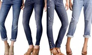 Kiểu quần jeans yêu thích tiết lộ cách sống của bạn?