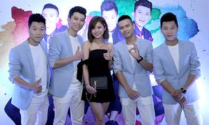 Tú Linh diện váy trễ nải chúc mừng OPlus ra MV đẹp như mơ về tuổi học trò