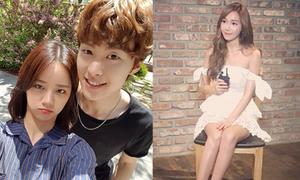 Sao Hàn 15/5: Jessica khép nép che chắn vì váy ngắn, Hyeri thân mật bên trai đẹp