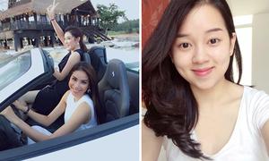 Sao Việt 16/5: Phạm Hương đưa Huyền My đi chơi, Ly Kute mặt bầu bĩnh