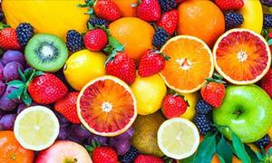 Bạn có tự tin biết hết tên tiếng Anh của các loại trái cây?