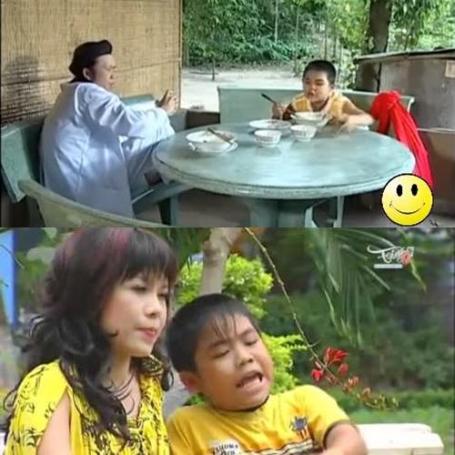 Bé Châu còn được tham gia diễn xuất cùng các nghệ sĩ nổi tiếng khác như Hoài Linh, Việt Hương& Cậu bé cũng sản xuất khá nhiều MV ca nhạc tạo được dấu ấn và gia tăng sự yêu mến của khán giả.