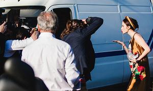 Phương Trinh tự tin trước ống kính quốc tế ở Cannes