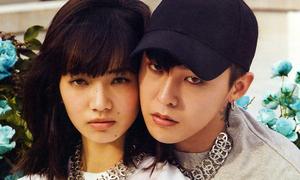 G-Dragon bị nghi hẹn hò với 'Suzy của Nhật Bản'