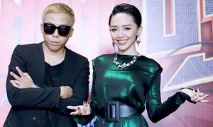 Tóc Tiên - Hoàng Touliver lần đầu ngồi chung ghế nóng chương trình DJ