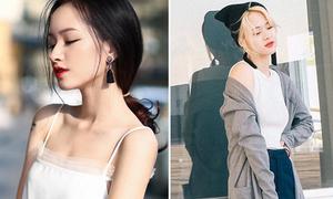 4 nàng mẫu teen đình đám Hà thành không cao vẫn cực ăn hình