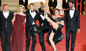 5 sự cố trên thảm đỏ Cannes 2016