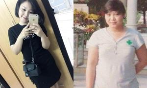 3 tháng không ăn một hạt cơm, 'nàng mập' giảm được 30kg