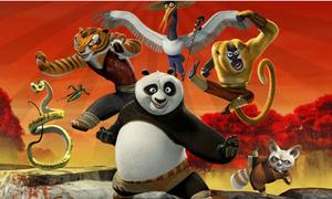 Bạn là ai trong Kungfu panda