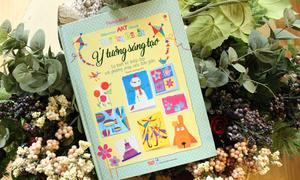 Tặng độc giả 5 cuốn sách 'Ý tưởng sáng tạo' - xu hướng sách mới của giới trẻ